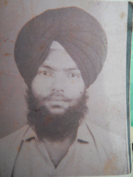 Photo of Jaswinder Singh,  disappeared on March 27, 1992, in Ludhiana CIA Staff,  by Criminal Investigation Agency