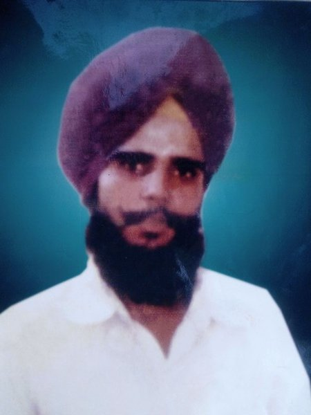 Photo of Balbir Singh,  disappeared between January 1, 1991 and January 10,  1991, in Rupnagar,  by Punjab Police