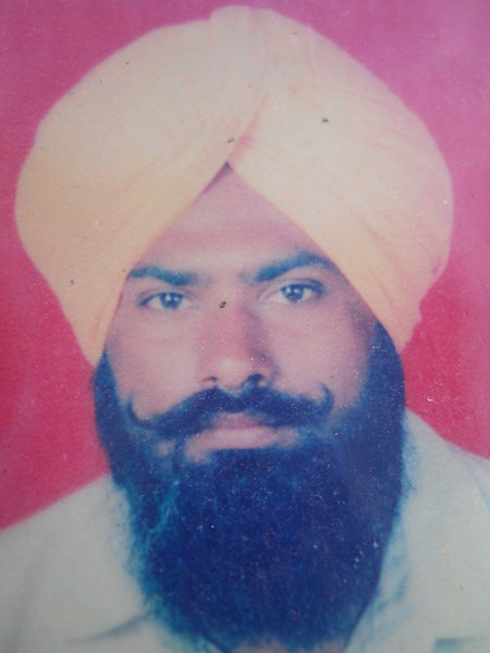 Photo of Ajmer Singh,  disappeared on October 15, 1991, in Jagraon CIA Staff, Raikot, Moga, Faridkot,  by Punjab Police; Central Reserve Police Force