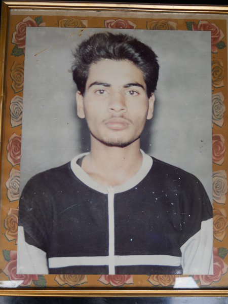 Photo of Ranjit Singh, victim of extrajudicial execution on October 08, 1993, in Mann, Jagraon CIA Staff,  by Punjab Police; Criminal Investigation Agency, in Mann, Jagraon CIA Staff, by Punjab Police; Criminal Investigation Agency