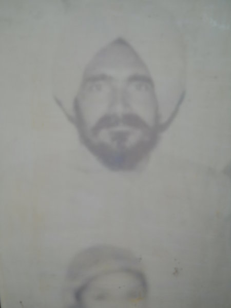 Photo of Magar Singh,  disappeared between May 20, 1991 and May 21,  1991, in Mansa,  by Punjab Police