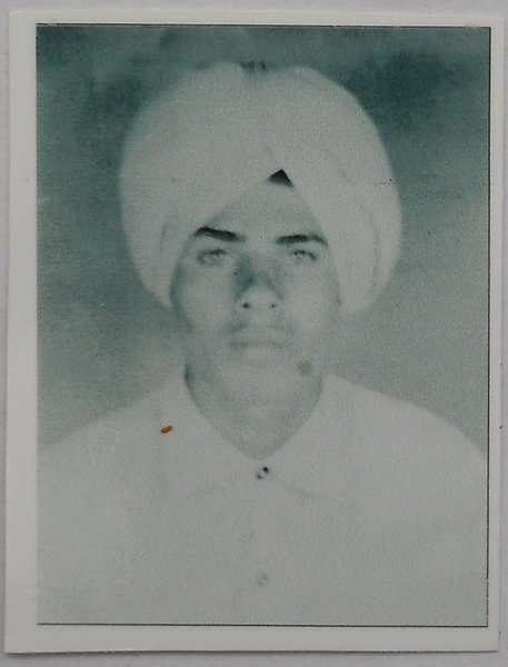 Photo of Tikka Singh,  disappeared on July 18, 1991 by Punjab Police