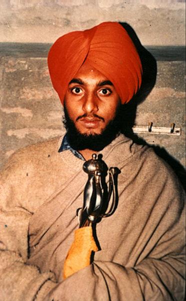 Photo of Vasir Mohamad, victim of extrajudicial execution on May 17, 1993, in Talwandi Sabo, by Punjab Police