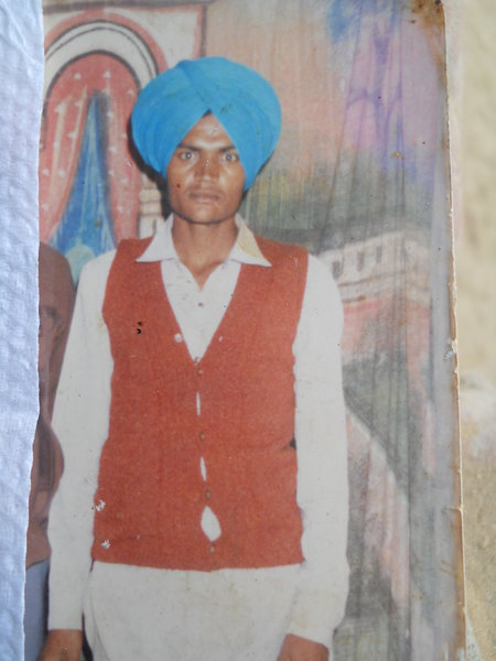 Photo of Harpal Singh,  disappeared on February 15, 1991, in Fatta Maluka, Jhuner,  by Punjab Police