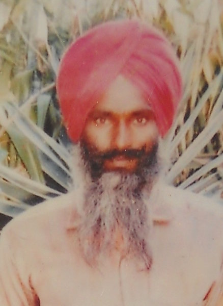 Photo of Mahinder Singh,  disappeared between April 1, 1991 and April 30,  1992, in Bareta,  by Punjab Police