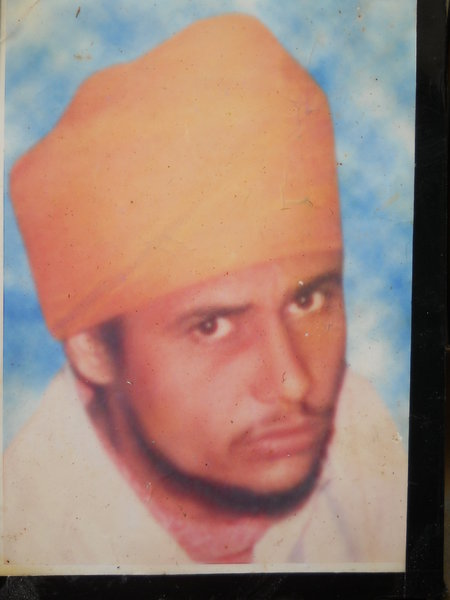 Photo of Jasvir Singh,  disappeared on February 15, 1992, in Rampura Phul CIA Staff,  by Criminal Investigation Agency
