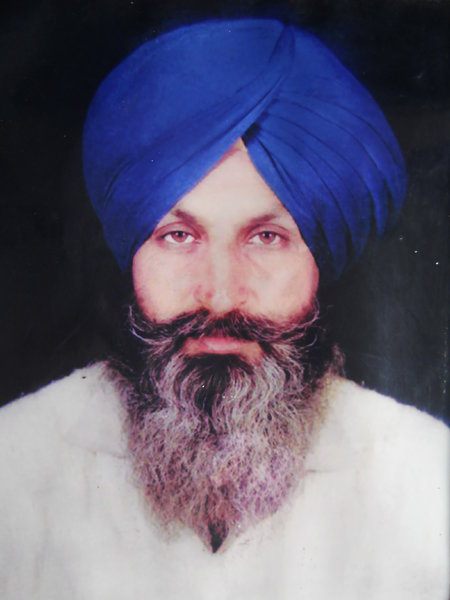 Photo of Sukhdev Singh, victim of extrajudicial execution on May 05, 1993, in Sunam CIA Staff,  by Criminal Investigation Agency, in Sunam CIA Staff, by Criminal Investigation Agency
