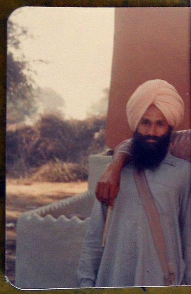 Photo of Virsa Singh, victim of extrajudicial execution on December 27, 1993, in Sardulgarh, by Punjab Police