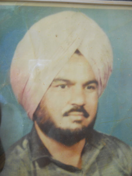 Photo of Chand Singh,  disappeared on October 13, 1991 by Punjab Police