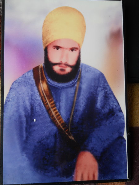 Photo of Hardev Singh, victim of extrajudicial execution between March 15, 1982 and April 15,  1982Punjab Police; Central Reserve Police Force