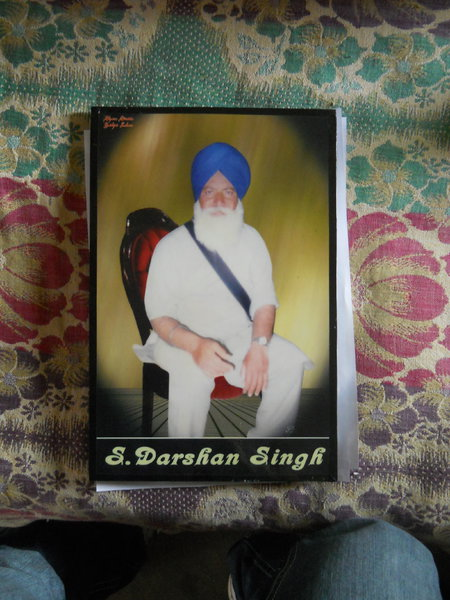 Photo of Darshan Singh,  disappeared on April 24, 1993, in Faridkot,  by Punjab Police