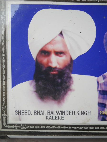 Photo of Balwinder Singh,  disappeared on November 09, 1990, in Bhagha Purana,  by Punjab Police
