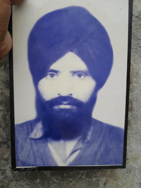 Photo of Mejor Singh,  disappeared on April 25, 1993 by Punjab Police