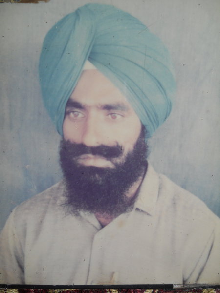 Photo of Ranjeet Singh,  disappeared between June 1, 1993 and June 30,  1993, in Faridkot,  by Punjab Police