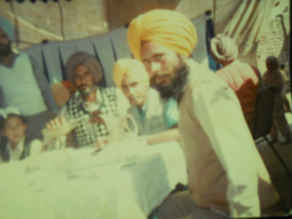 Photo of Naib Singh, victim of extrajudicial execution between June 21, 1987 and June 25,  1987Punjab Police