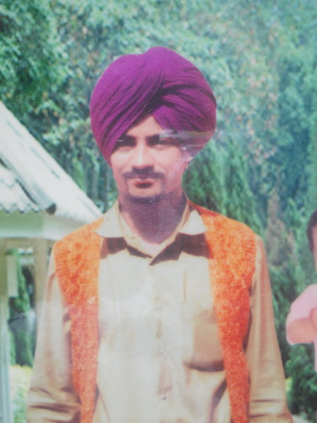 Photo of Jaswinder Singh,  disappeared on November 30, 1991 by Punjab Police