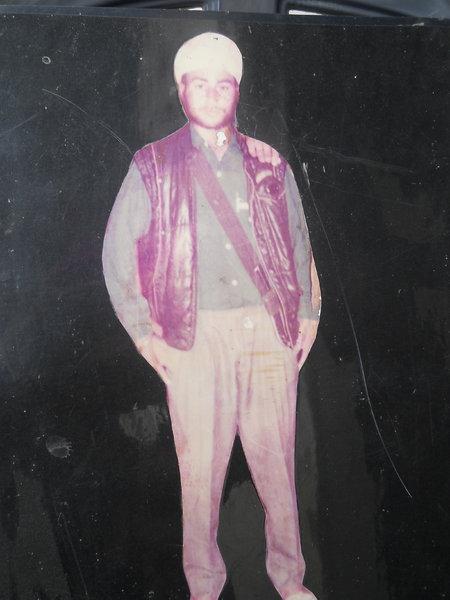 Photo of Anokh Singh, ਗੈਰ ਕਾਨੂੰਨੀ ਹੱਤਆਿ ਦਾ/ਦੀ ਪੀੜਤ ਦੀ ਤਾਰੀਖ਼ ਅਕਤੂਬਰ ੧੧, ੧੯੯੧, in Mamdot, by ਪੰਜਾਬ ਪੁਲਿਸ
