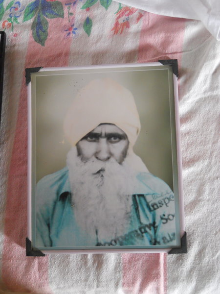 Photo of Jalor Singh, victim of extrajudicial execution between April 15, 1991 and May 15,  1991, in Muktsar, by Punjab Police