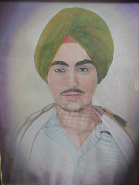 Photo of Charanjit Singh, victim of extrajudicial execution on June 4, 1989, in Kapurthala, by Punjab Police
