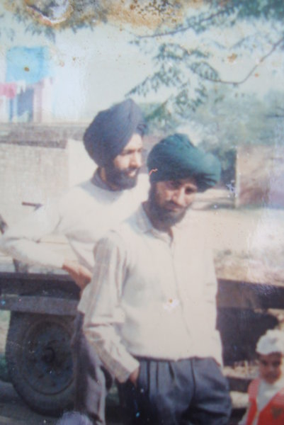 Photo of Jaswinder Singh,  disappeared on August 21, 1992 by Punjab Police; Central Reserve Police Force; Black cat