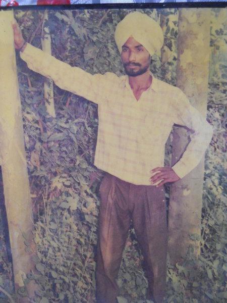 Photo of Kashmiri Ram, victim of extrajudicial execution on March 31, 1991Punjab Police