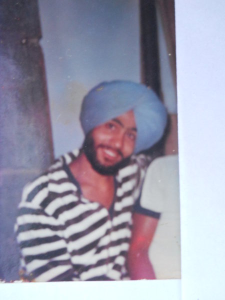 Photo of Avatar Singh, victim of extrajudicial execution between October 1, 1987 and November 30,  1987 by Punjab Police