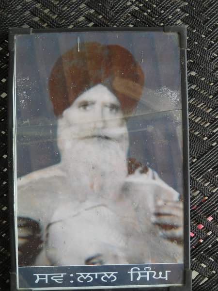 Photo of Lal Singh,  disappeared on March 18, 1993, in Shutrana,  by Punjab Police