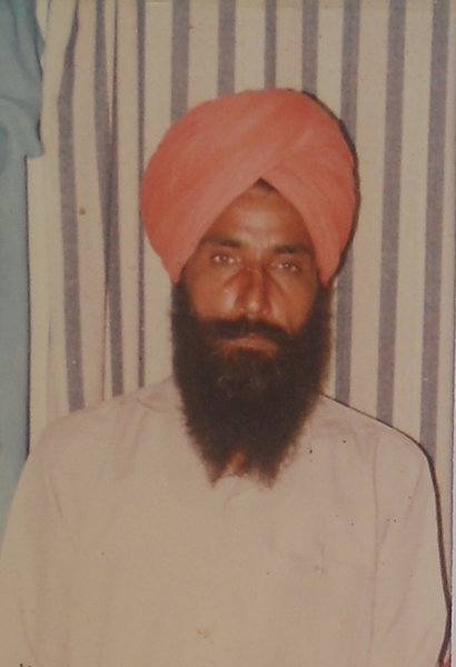 Photo of Tara Singh,  disappeared between April 20, 1993 and April 21,  1994, in Samana,  by Punjab Police