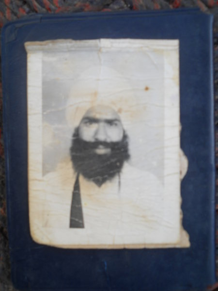 Photo of Baldev Singh,  disappeared on January 12, 1991 by Punjab Police