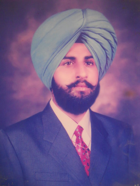 Photo of Ranjit Singh, victim of extrajudicial execution between July 8, 1988 and August 10,  1988, in Patiala, by Punjab Police
