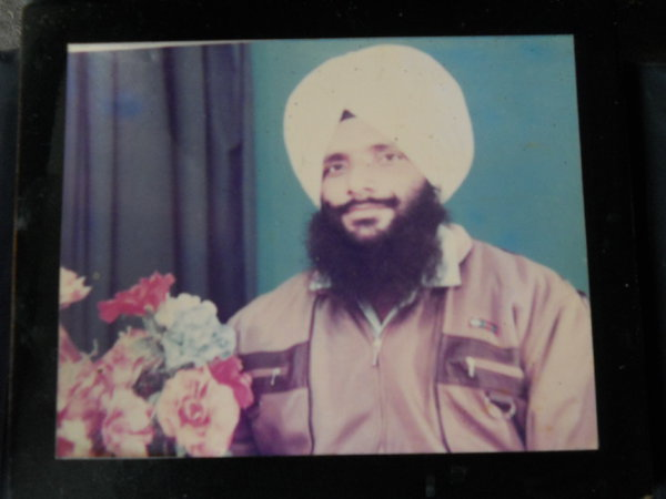 Photo of Satveer Singh,  disappeared on August 28, 1995, in Rupnagar,  by Punjab Police