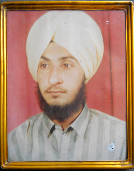 Photo of Dilbar Singh,  disappeared on May 27, 1992, in Rupnagar CIA Staff,  by Criminal Investigation Agency