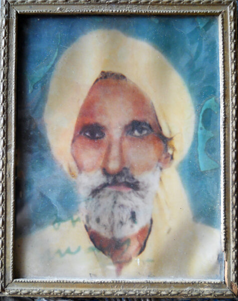 Photo of Bachan Singh, victim of extrajudicial execution on October 09, 1991, in Morinda, by Punjab Police