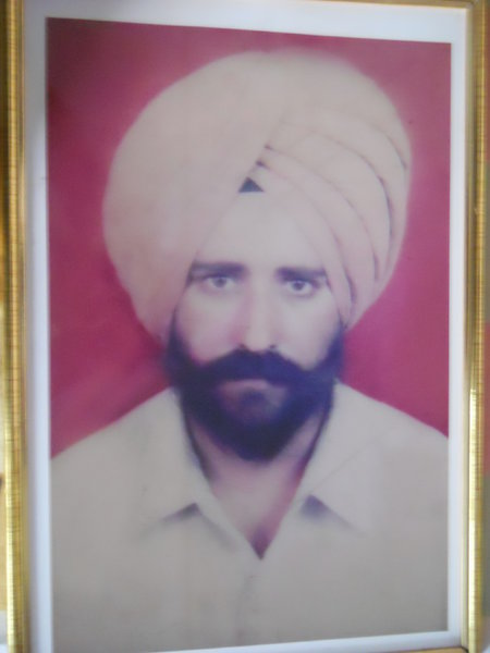 Photo of Gurmail Singh,  disappeared on July 23, 1991