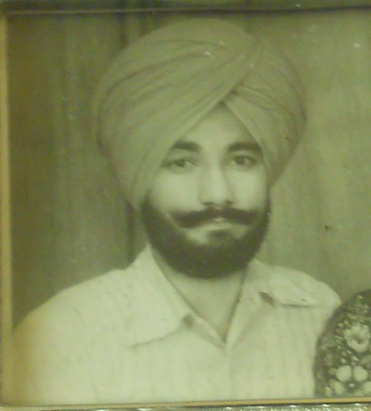Photo of Amarjit Singh,  disappeared on December 29, 1992 by Punjab Police