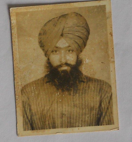 Photo of Gurdeep Singh,  disappeared on December 08, 1991, in Kharar, Morinda,  by Punjab Police
