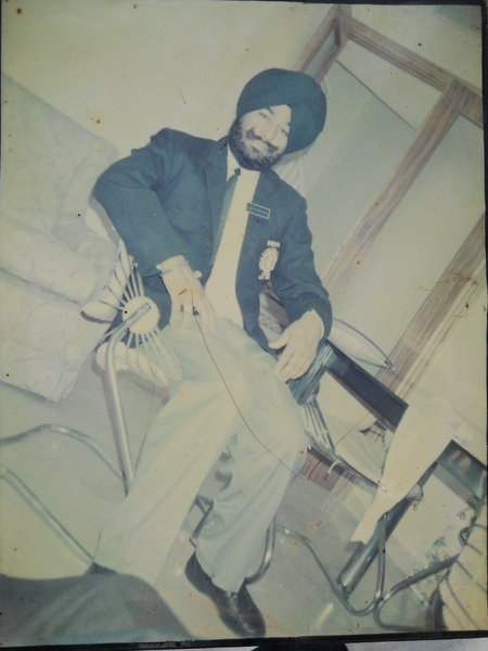 Photo of Palwinder Singh,  disappeared on May 19, 1993, in Sangrur,  by Punjab Police