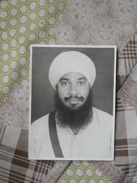 Photo of Bir Singh,  disappeared on February 10, 1993, in Bahadur Singh Wala CIA Staff,  by Punjab Police; Central Reserve Police Force; Criminal Investigation Agency