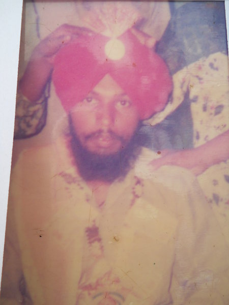 Photo of Jagsir Singh,  disappeared on September 25, 1993, in Sunam,  by Punjab Police
