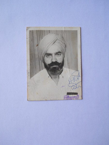 Photo of Gurdev Singh,  disappeared between May 15, 1990 and June 14,  1990 by Punjab Police
