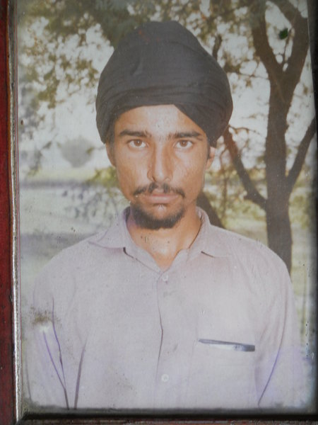 Photo of Sodagar Singh,  disappeared between July 24, 1992 and July 25,  1992, in Handiaya,  by Criminal Investigation Agency