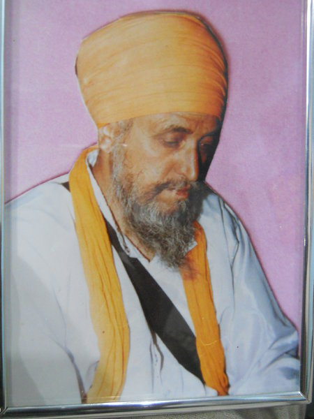 Photo of Surjit Singh, victim of extrajudicial execution between April 3, 1993 and April 4,  1993, in Barnala, Handiaya,  by Punjab Police; Criminal Investigation Agency, in Barnala CIA Staff, Handiaya, by Criminal Investigation Agency