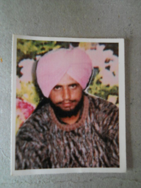 Photo of Sukhjit Singh,  disappeared on February 03, 1993, in Deh Kalan, Sangrur,  by Punjab Police; Criminal Investigation Agency
