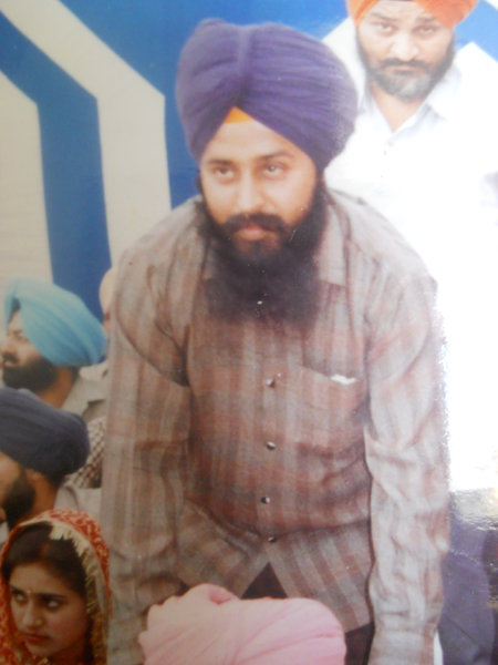 Photo of Harjit Singh,  disappeared on March 01, 1993, in Dhuri,  by Punjab Police