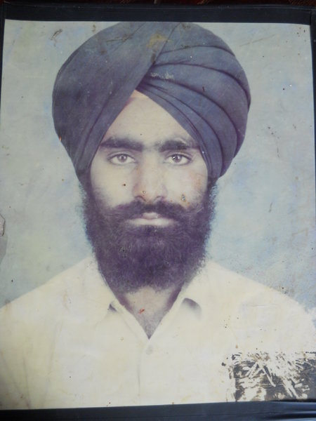 Photo of Hardev Singh,  disappeared between May 1, 1986 and June 30,  1986, in Malerkotla,  by Punjab Police