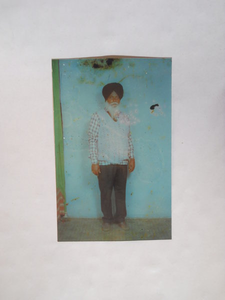 Photo of Mukhtiar Singh,  disappeared on March 14, 1993, in Sehna,  by Punjab Police
