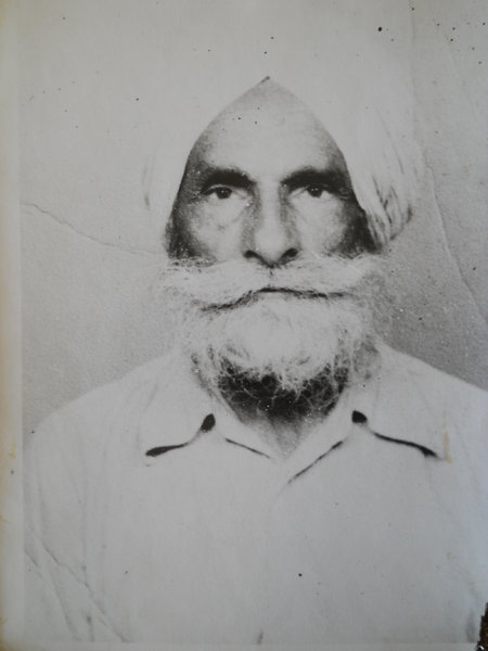 Photo of Jang Singh, victim of extrajudicial execution on July 05, 1991Central Reserve Police Force