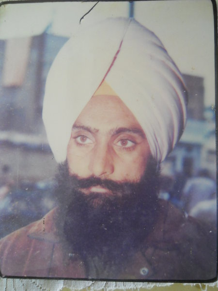 Photo of Mahinder Singh,  disappeared on March 01, 1993, in Sehna,  by Punjab Police