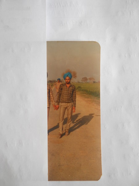 Photo of Lakhmir Singh, victim of extrajudicial execution on July 20, 1988Central Reserve Police Force