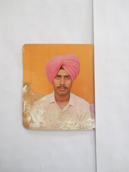 Photo of Dawinder Singh,  disappeared on January 29, 1992, in Ahmedgarh,  by Punjab Police; Central Reserve Police Force